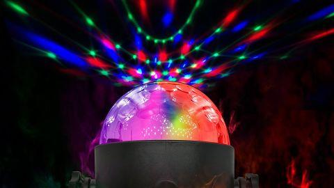 Party Lights Disco Ball LED Strobe Lights