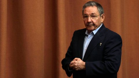 Castro arrives for a parliamentary meeting in Havana in 2011. Castro updated the Parliament on the country's economic status as well as potential new laws.