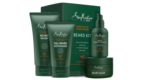 SheaMoisture Complete Beard Kit