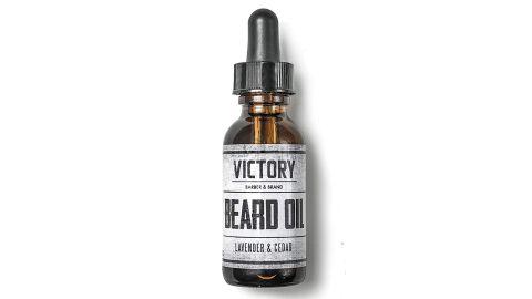 Victory Barber & Brand Beard Oil
