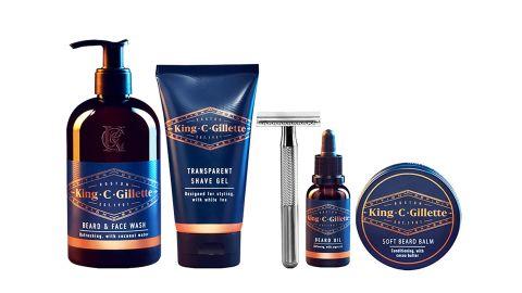 King C. Gillette Complete Men's Beard Care Kit
