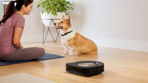 iRobot Roomba s9+ Robot Vacuum