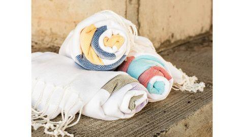 Olive & Loom Cotton Turkish Towel