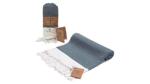 Smyrna Turkish Beach Towel