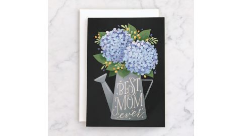 Hydrangea Bouquet Card