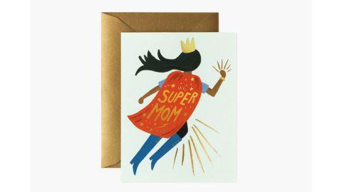 Soaring Super Mom Card