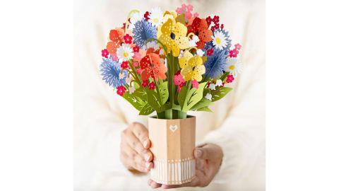 Wildflower Bouquet Card