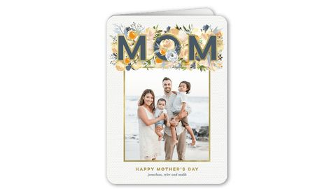 Sylvan Mom Mother's Day Card