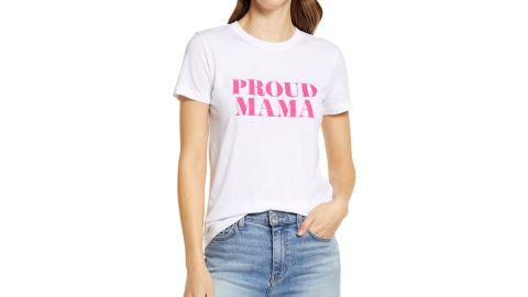 Halogen Proud Mama Graphic Tee