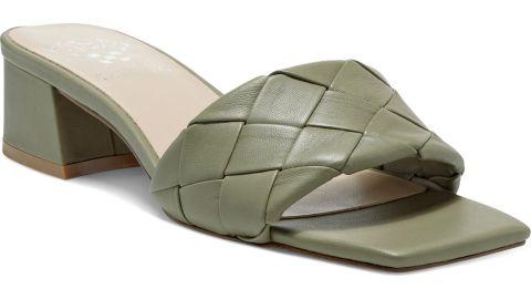Vince Camuto Semtera Block Heel Slide Sandal