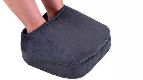 Relaxzen Relaxing Shiatsu Foot Massager With Heat