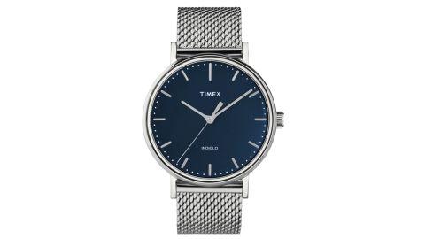Timex Fairfield Mesh Strap Watch