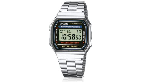 Casio Vintage A168WA-1 Electro Luminescence Watch