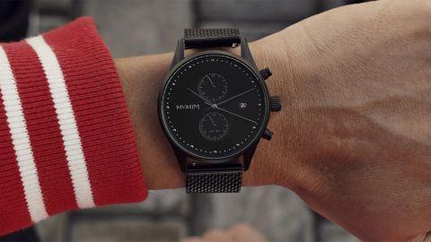 MVMT Voyager Mesh Strap Watch