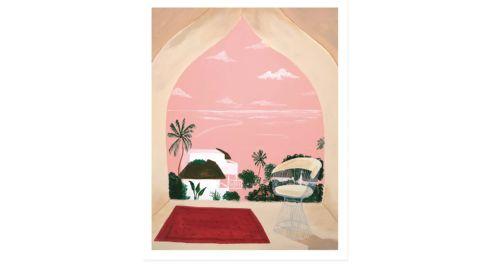 "Slowdown Studio ""Lamu"" Art Print"