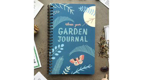TheFarWoods 3-Year Garden Journal