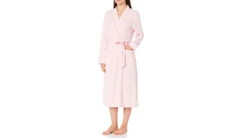 Amazon Essentials Lightweight Waffle Robe