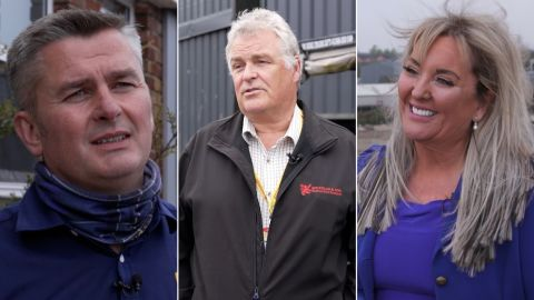 Scots speak to CNN about independence ahead of local UK elections