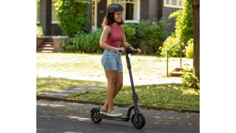 Jetson LCD Display Electric Scooter