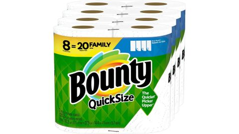 Bounty Paper Towels, 8-Pack