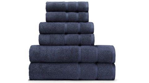 Nautica Belle Haven 6-Piece Bath Towel Set