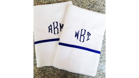 SouthernLinen Monogrammed Sheets