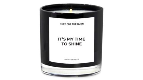 Here for the Burn Candle