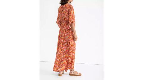 Marie Cinch Kaftan Dress