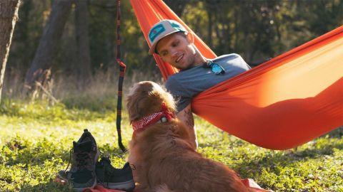 Roo Double Camping Hammock