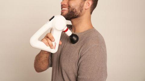 Theragun Elite Handheld Percussive Massage Device