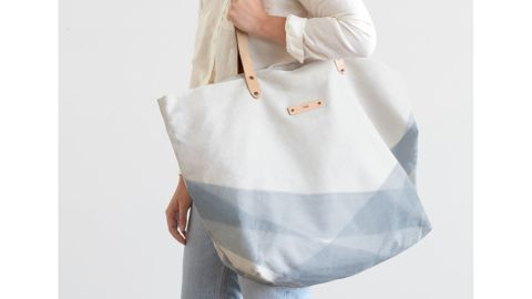 Crisscross Carry-All Slouch Tote