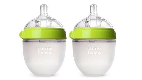 Comotomo Baby Bottle, Set of 2