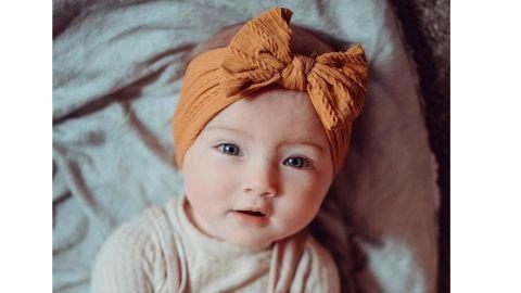 KinseyGraceCo Baby Girl Headband