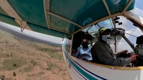 CNN's Larry Madowo reports from Amboseli National Park in Kenya.