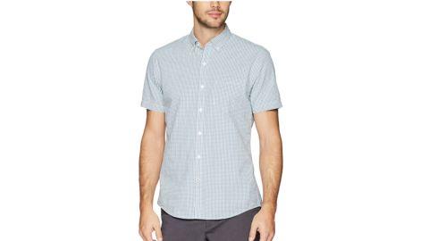 Goodthreads Standard Fit Short-Sleeve Seersucker Shirt