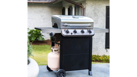 Char-Broil Performance Series Grill With Side Burner
