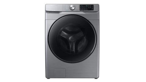Samsung High-Efficiency Platinum Front-Load Washing Machine With Steam