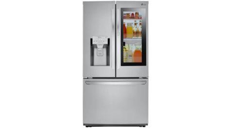 LG Electronics 3-Door Smart French Door Refrigerator