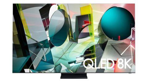 75-Inch Samsung Q900TS QLED 8K TV