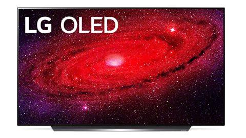 77-Inch LG CX OLED TV