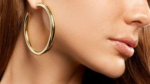Jennifer Fisher Samira Hoop Earrings
