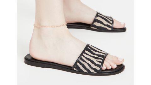 Zoe Chico Heavy Metal Anklet
