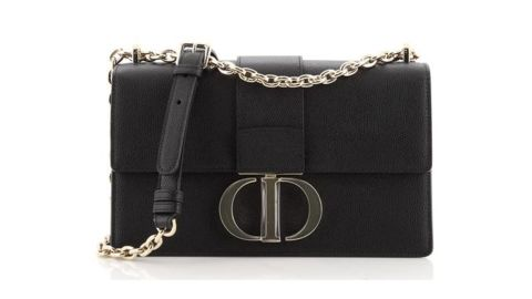 Dior 30 Montaigne Flat Bag
