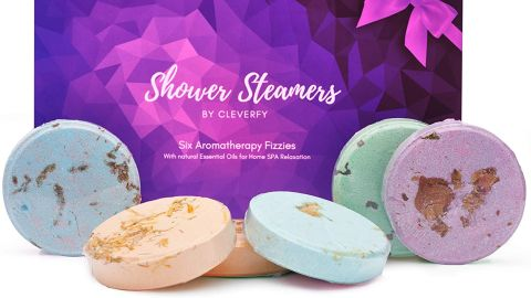 Cleverfy Shower Steamer Bath Bombs