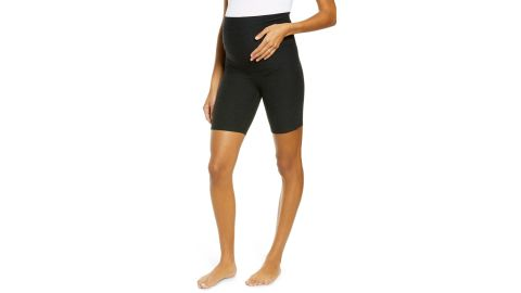 Beyond Yoga Love the Bump Maternity Bike Shorts