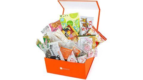 Bokksu Authentic Japanese Snack Box Subscription