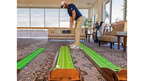 Perfect Practice Standard Edition Putting Mat