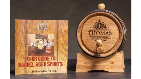 Personalized Whiskey Making Kit