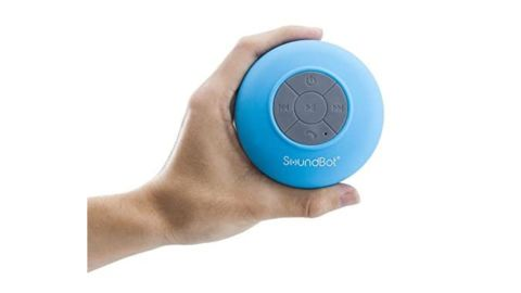 SoundBot SB510 HD Water Resistant Bluetooth Shower Speaker