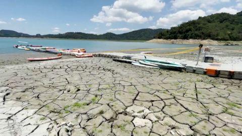 screengrab taiwan drought